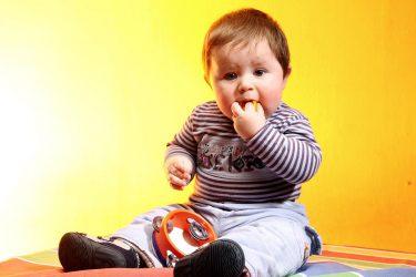 diversificarea la bebelusi