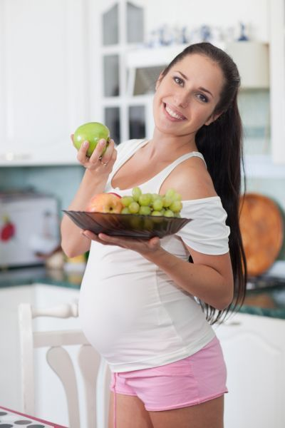 Alimentatie sanatoasa in sarcina