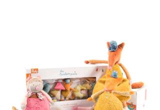 Idei de cadouri inspirate pentru un nou nascut